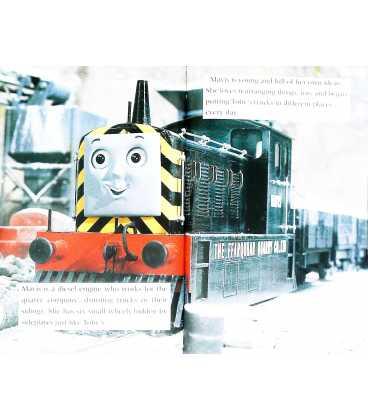 Mavis (Thomas the Tank Engine & Friends) Inside Page 1
