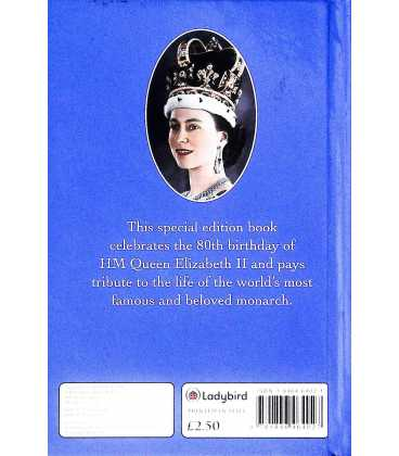 Her Majesty The Queen Back Cover