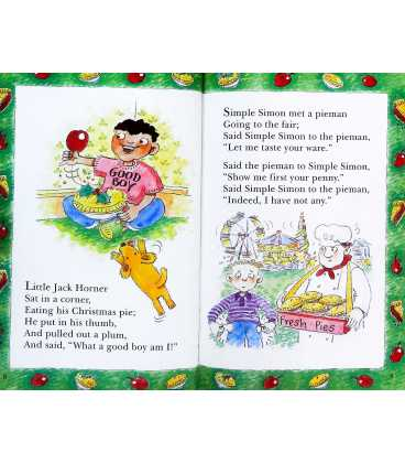 Humpty Dumpty and Other Nursery Rhymes  Inside Page 2