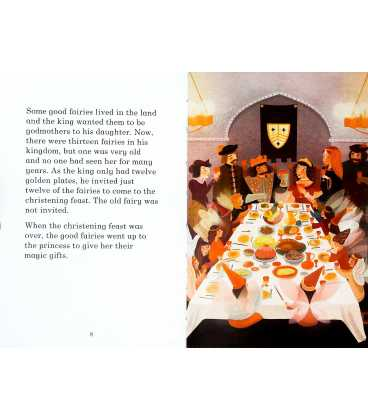 Sleeping Beauty (Ladybird Tales)  Inside Page 1