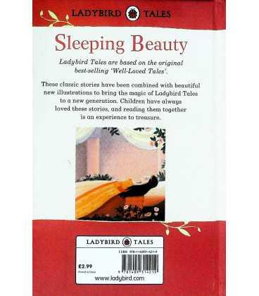 Sleeping Beauty (Ladybird Tales)  Back Cover