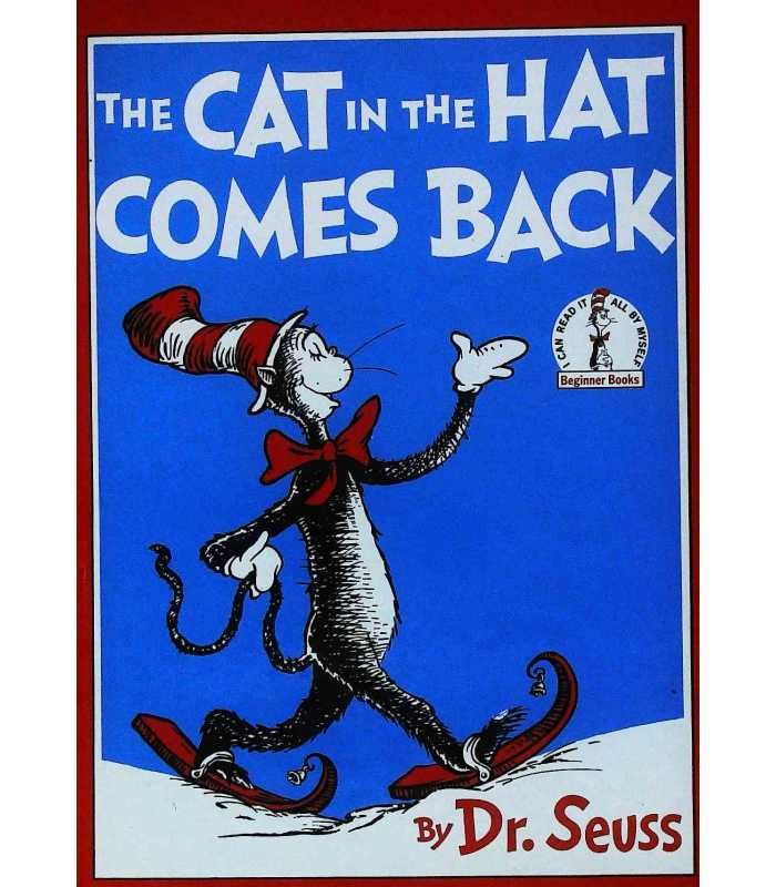 b51922aa Cat In The Hat Comes Back   9780583324175