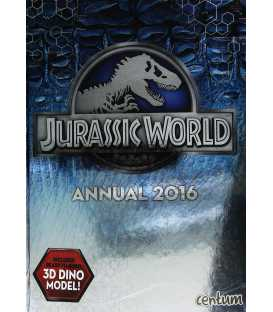 Jurassic World Annual 2016