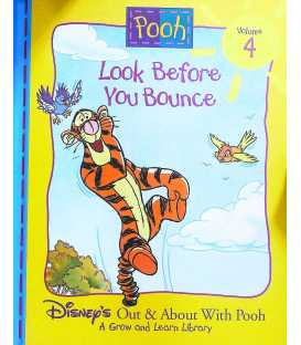 Look Before You Bounce (Disney's Out & About With Pooh, Volume 4)