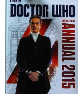 Doctor Who (The Official Annual 2015)