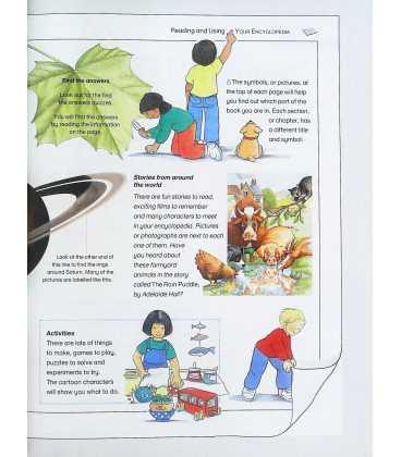 Child's World Encyclopedia Inside Page 1