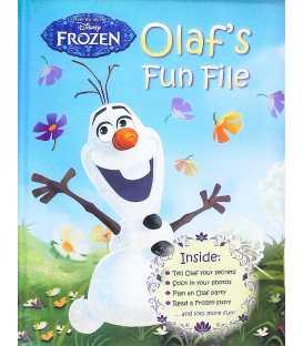 Olaf's Fun File (Disney Frozen)