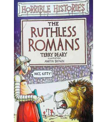 The Ruthless Romans (Horrible Histories)
