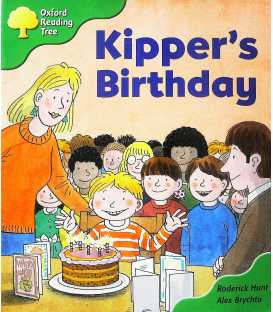 Oxford Reading Tree: Stage 2: Kipper's Birthday
