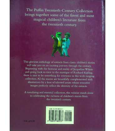 The Puffin Twentieth Century Collection of Stories Back Cover
