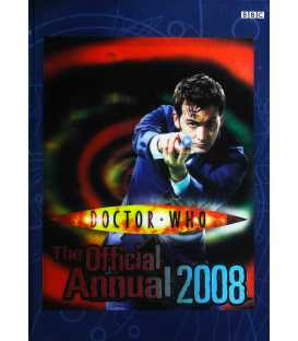 The Official Annual 2008 (Doctor Who)