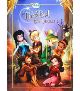 Tinkerbell and the Lost Treasure (Disney Fairies)