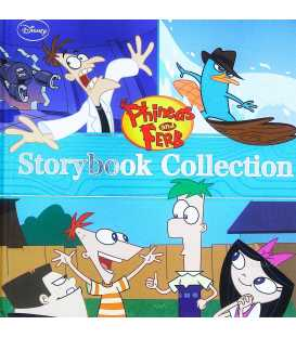 Phineas and Ferb Storybook Collection (Disney)