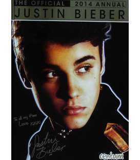 The Official Justin Bieber Annual 2014