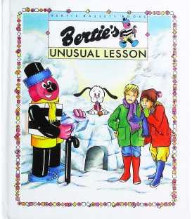Bertie's Unusual Lesson (Bertie Bassett books)