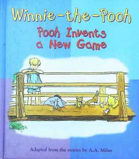 Pooh Invents a New Game(Winnie-the-Pooh)