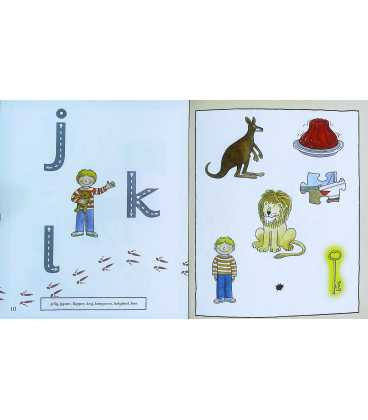 Kipper's Alphabet I Spy (Read With Biff, Chip & Kipper : Level 1) Inside Page 2