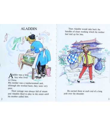 Aladdin and His Wonderful Lamp Inside Page 1