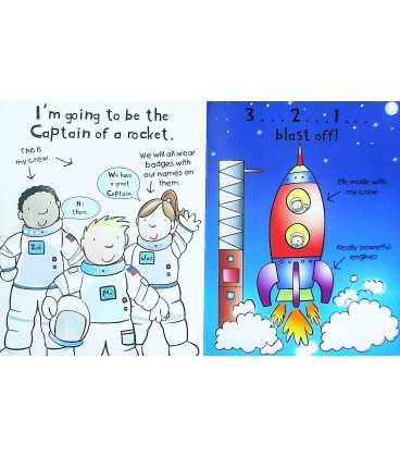 Be the Best Ever Ever Astronaut! Inside Page 2