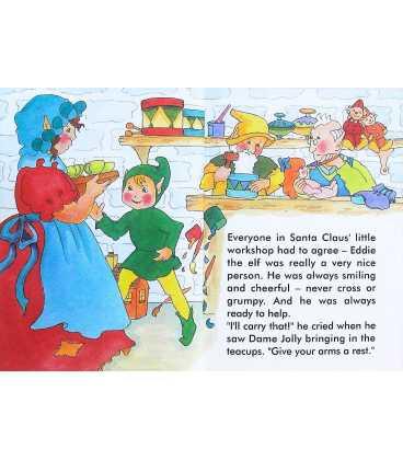 The Christmas Elf (Christmas Books) Inside Page 1