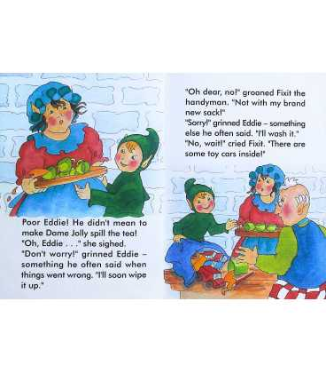 The Christmas Elf (Christmas Books) Inside Page 2