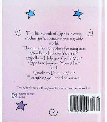 A Modern Babe's Little Book of Spells Back Cover