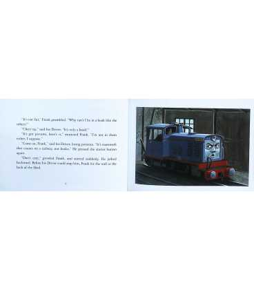 Jock the New Engine (The Railway Series No. 34) Inside Page 1