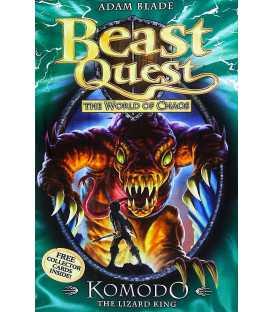Komodo the Lizard King (Beast Quest)