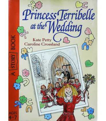 Princess Terribelle at the Wedding