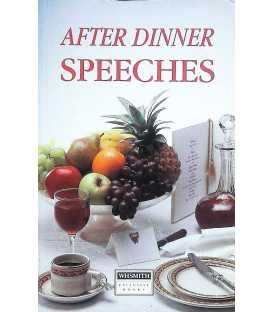 After Dinner Speeches