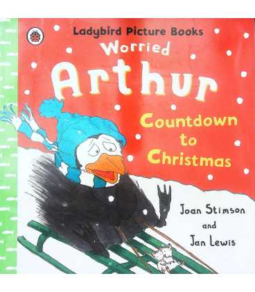 Worried Arthur Countdown To Christmas