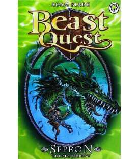 Sepron The Sea Serpent (Beast Quest 2)