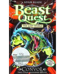 Convol the Cold-Blooded Brute (Beast Quest #37)