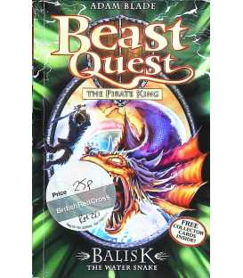 Balisk the Water Snake (Beast Quest #43)