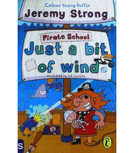 Pirate School Just A Bit Of Wind (Colour Young Puffin)