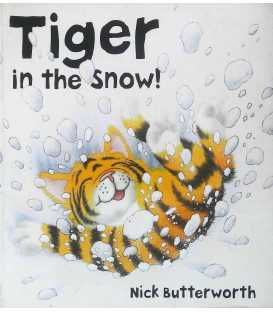 Tiger in the Snow!