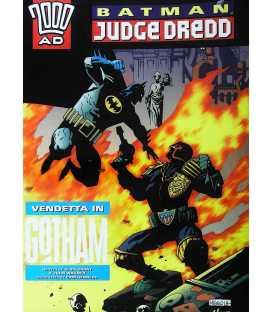 Batman, Judge Dredd: Vendetta In Gotham