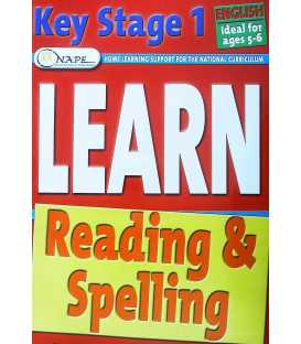 Learn Series: Reading And Spelling