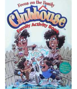 Clubhouse Family Activity Book