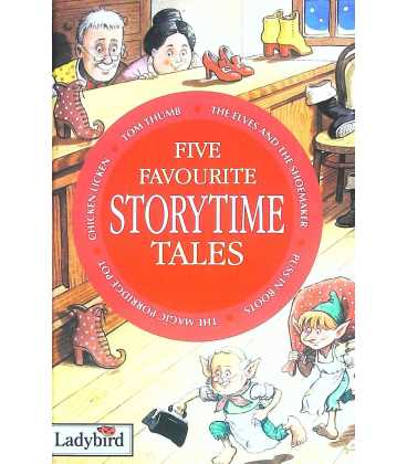 Five Favourite Storytime Tales