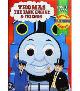 Thomas the Tank Engine Annual 2000