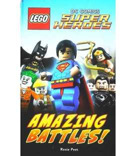 Lego Dc Comics Super Heroes: Amazing Battles