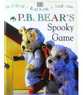 Pyjama Bedtime Bear: Spooky Game (Read Aloud, Read Along, Read Alone)