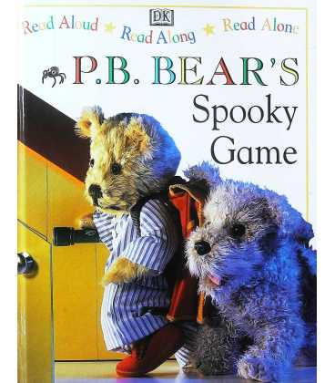 Pyjama Bedtime Bear: Spooky Game (Read Aloud, Read Along, Read Alone)
