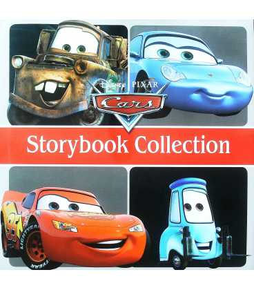 Disney Pixar Cars Storybook Collection