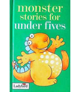 Monster Stories for Under Fives