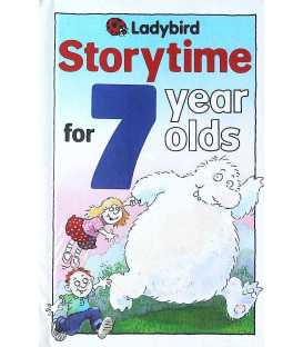 Storytime for Seven Year Olds