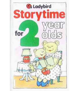 Storytime for Two Year Olds