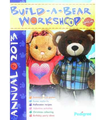 Build-a-Bear Annual 2013