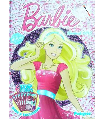 Barbie Annual 2015